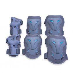 Протектори за колене, лакти и китки Spokey Poleyn сиви