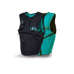 Протекторна жилетка Liquid Force Supreme Impact Vest BLK/GRN