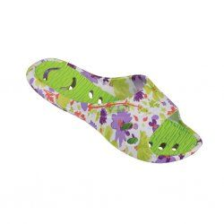 Slippers Spokey Carvi Lime - 1