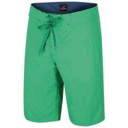 Мъжки борд шорти с UV защита Hannah Vecta Bright Green