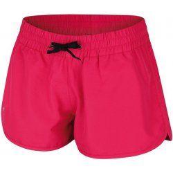 Дамски къс панталон Hannah Saloni Bright rose
