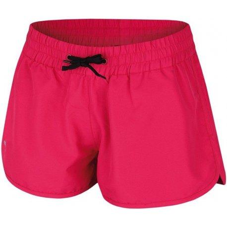 Дамски къс панталон Hannah Saloni Bright rose - 1