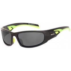 Sunglasses Relax Nargo R5318Е shiny black, neon yellow