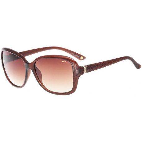 Sunglasses Relax Pole R0311B shiny brown - 1
