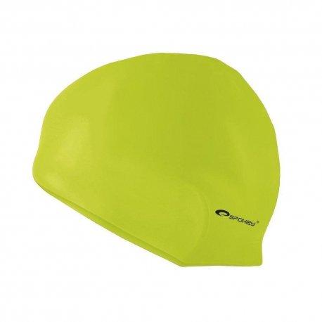 Swimming cap Spokey Summer 85348 green - 1