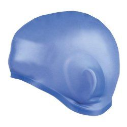 Swimming cap Spokey Earcap blue 837423