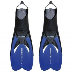 Diving Fins Beuchat Jetta blue - 1