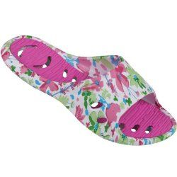 Slippers Spokey Carvi pink - 1