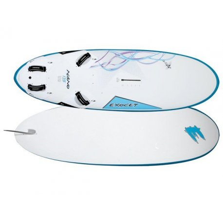 Windsurf Set Exocet Nano 155L, Sail 5.2 - 3