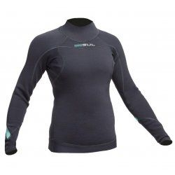 Chillguard Rashguard GUL Code Zero Ladies 3mm Thermo Top