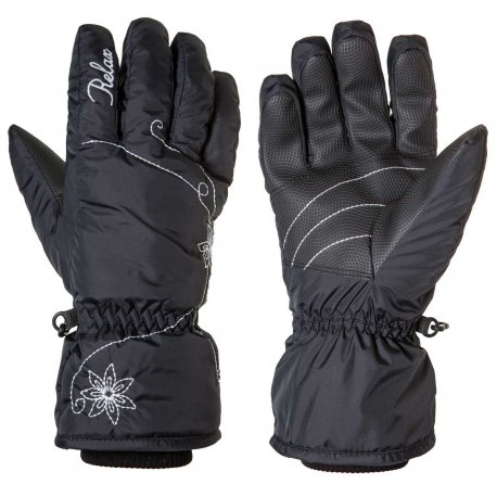 Gloves Relax Chainy RR14B black silver - 1