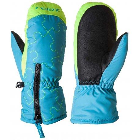 Детски ръкавици лапа Relax Puzzyto RR17C - 1