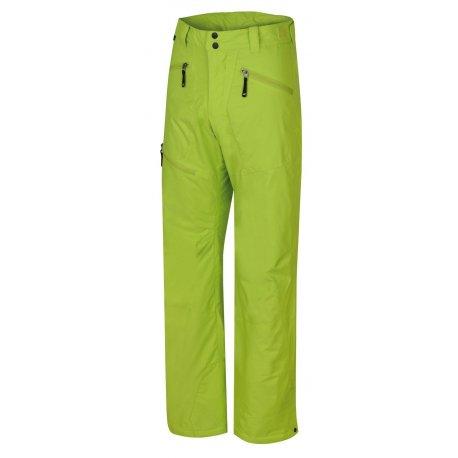 Men's pants Hannah Baker Lime punch, Lime green - 1