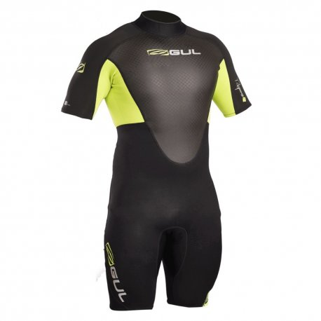 Wetsuit men's GUL 3/2mm Response BKLI Shorti - 1