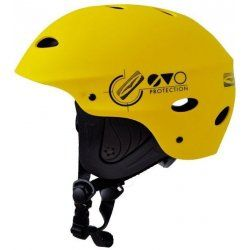 Kid's helmet GUL EVO Yellow