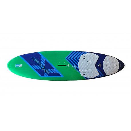 Windsurfing boards - Windsurf board Exocet Cross Silver