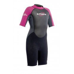 Wetsuit kids GUL 3mm G-Force short
