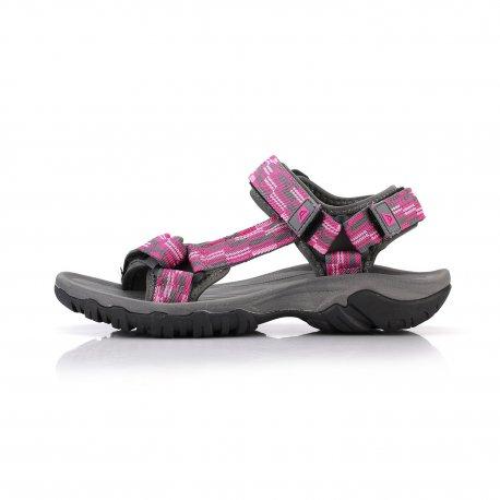 Sandals Alpine Pro Uzume 819 pink - 1
