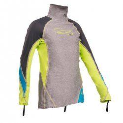 Блуза ликра с ултравиолетова защита GUL детска дълъг ръкав Rashguard MRLI