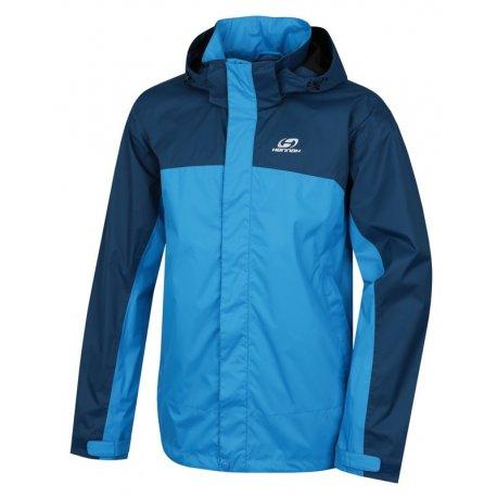 Men's jacket Hannah Marvin moroccan blue / methyl blue - 1