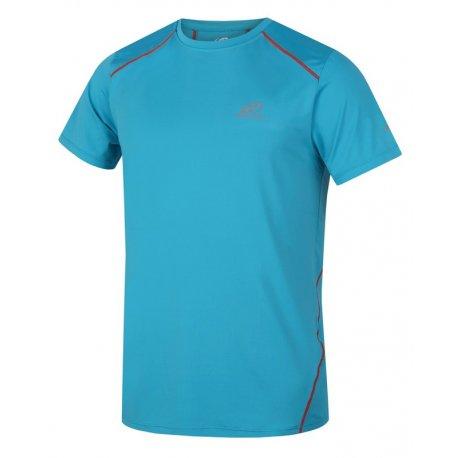 Мъжка тениска бързосъхнеща Hannah Pacaba Bluebird - 1