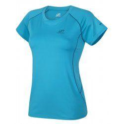 Дамска тениска бързосъхнеща Hannah Speedlora Bluebird
