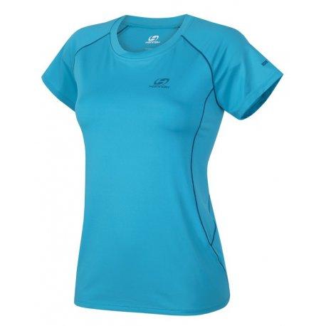 Дамска тениска бързосъхнеща Hannah Speedlora Bluebird - 1