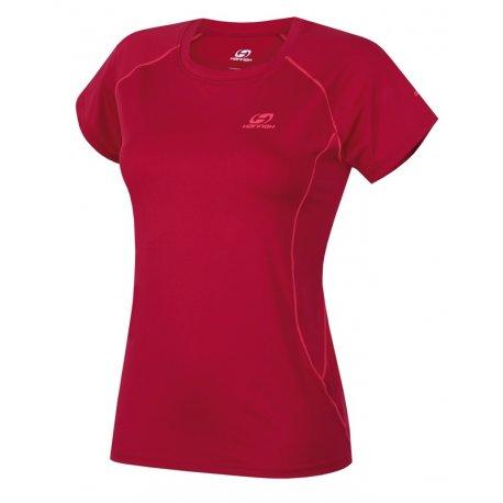 Дамска тениска бързосъхнеща Hannah Speedlora Cherries jubilee - 1
