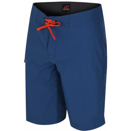 Men's shorts Hannah Vecta Ensign Blue / Orange - 1