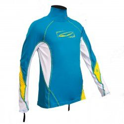 Rashguard GUL kids long sleeve CPWH - 1