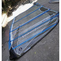 Windsurf sail Tushingham Thunderbird 8.0 1829