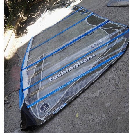Windsurf sail Tushingham Thunderbird 8.0 1829 - 1