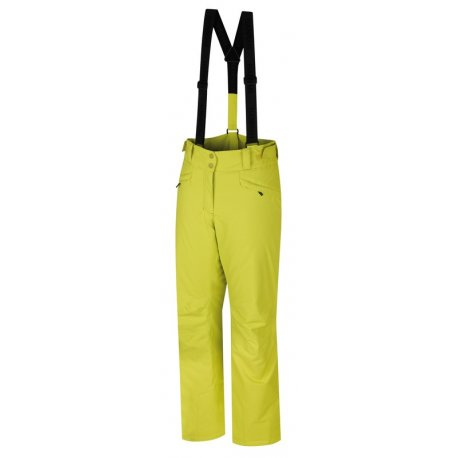 Women's pants Hannah Awake Sulphur spring - 1