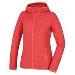 Women's sweatshirt Hannah Bernie Coral stripe