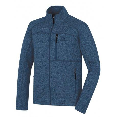 Men's sweatshirt Hannah Bylle Dark blue mel - 1