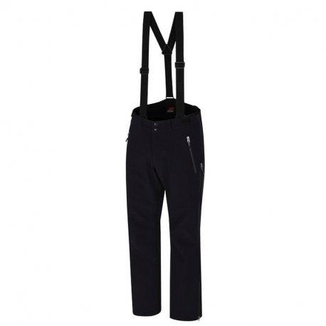 Мъжки панталон за ски и сноуборд Hannah Softshell Samwell Anthracite - 1