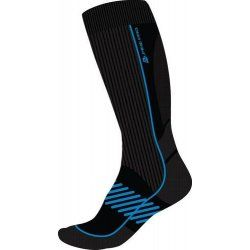 Чорапи за ски и сноуборд с мериносова вълна Alpine Pro Nell 674