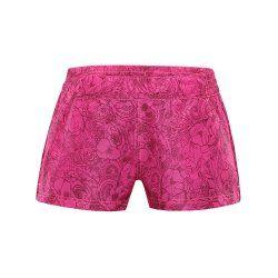 Women's pants Alpine Pro Kaela 452 pink