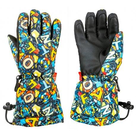 Children's gloves Relax Puzzy RR15F - 1