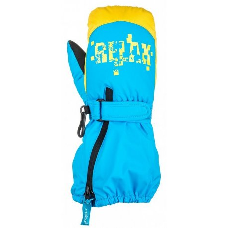 Children's gloves Relax Puzzyto RR17H blue yellow - 1