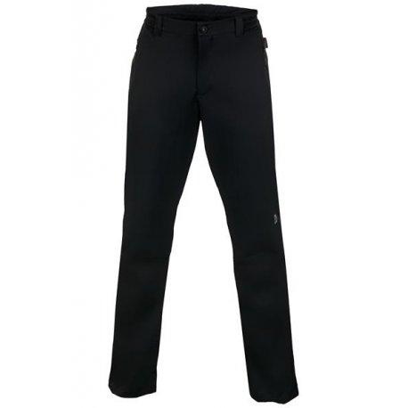 Мъжки панталон Alpine Pro Softshell Olwen 2 черен - 1