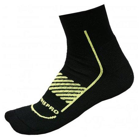 Чорапи Alpine Pro Amirah 564 с мериносова вълна - 1