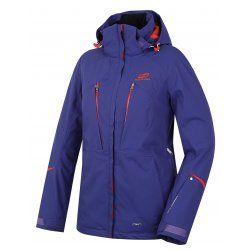 Дамско яке за ски и сноуборд Hannah Ashley, Navy blue