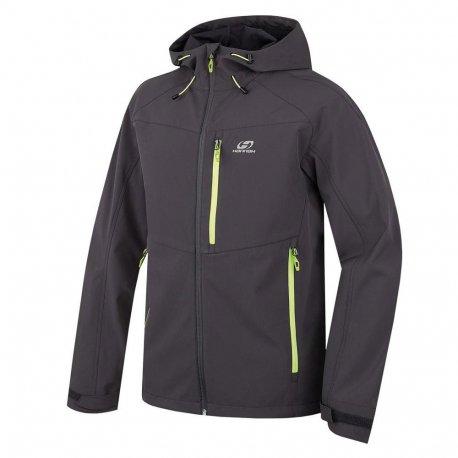 Men's jacket Hannah Shiner Lite Pewter - 1
