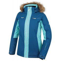 Дамско яке за ски и сноуборд Hannah Jill Curacao mel