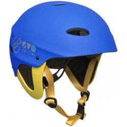 Каска за водни спортове GUL Evo синя детска