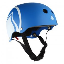 Helmet Liquid Force ICON blue