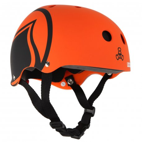 Helmet Liquid Force ICON orange - 1