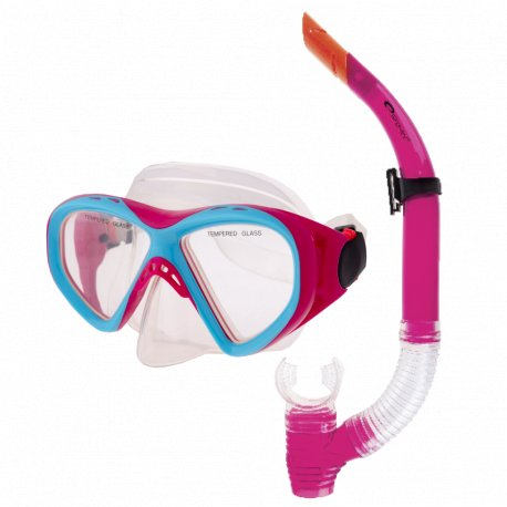 Mask and Snorkel Set Spokey Kraken II - 1