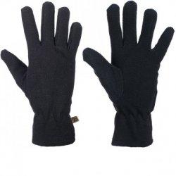 Дамски ръкавици полар Alpine Pro Nola черни